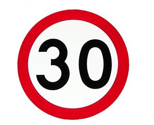30mph